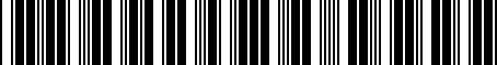 Barcode for PTS3133070
