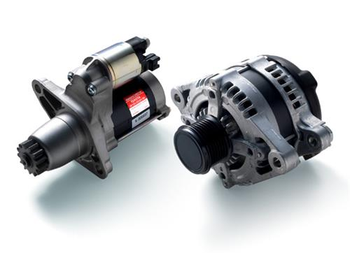 Purchase Genuine Oem Starters And Alternators For Your Toyota: Toyota Starter Parts At Diziabc.com