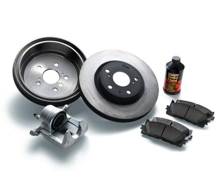 shop genuine oem brakes for your toyota