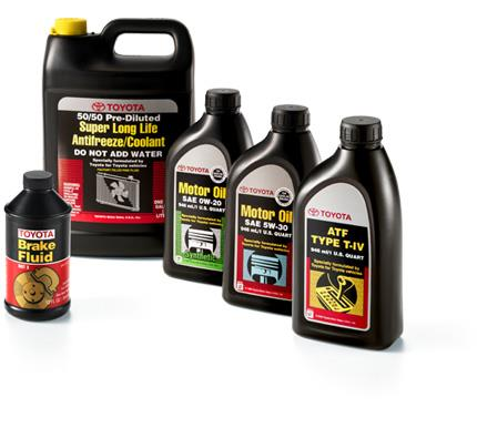 2003 toyota tacoma manual transmission fluid type