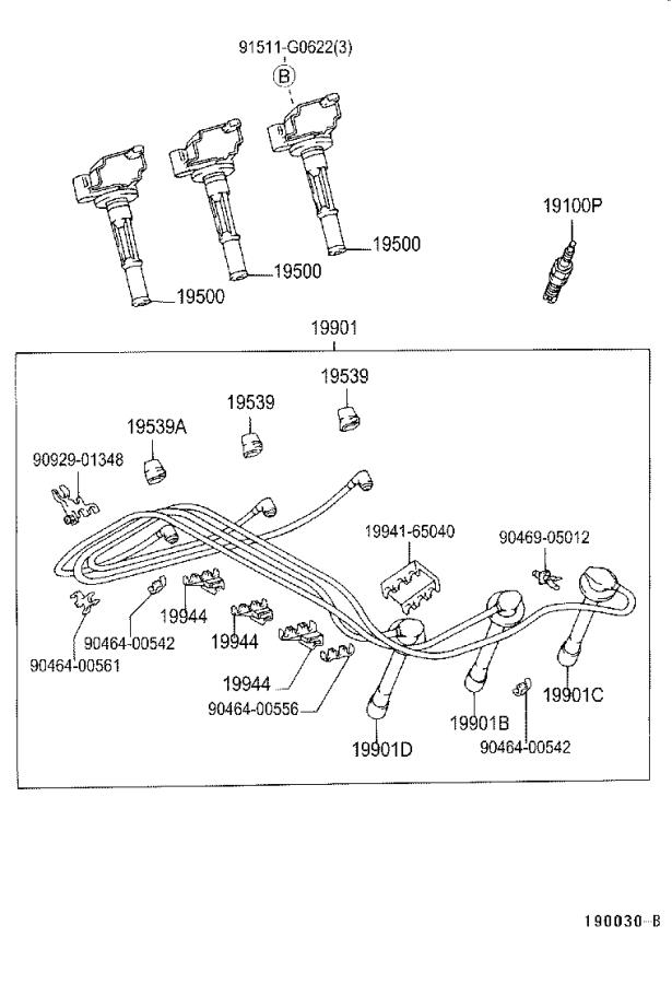 2000 Toyota 4Runner Wiring Diagram from parts.toyota.com