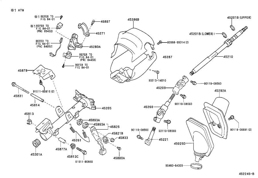 2006 toyota camry bearing diagram html