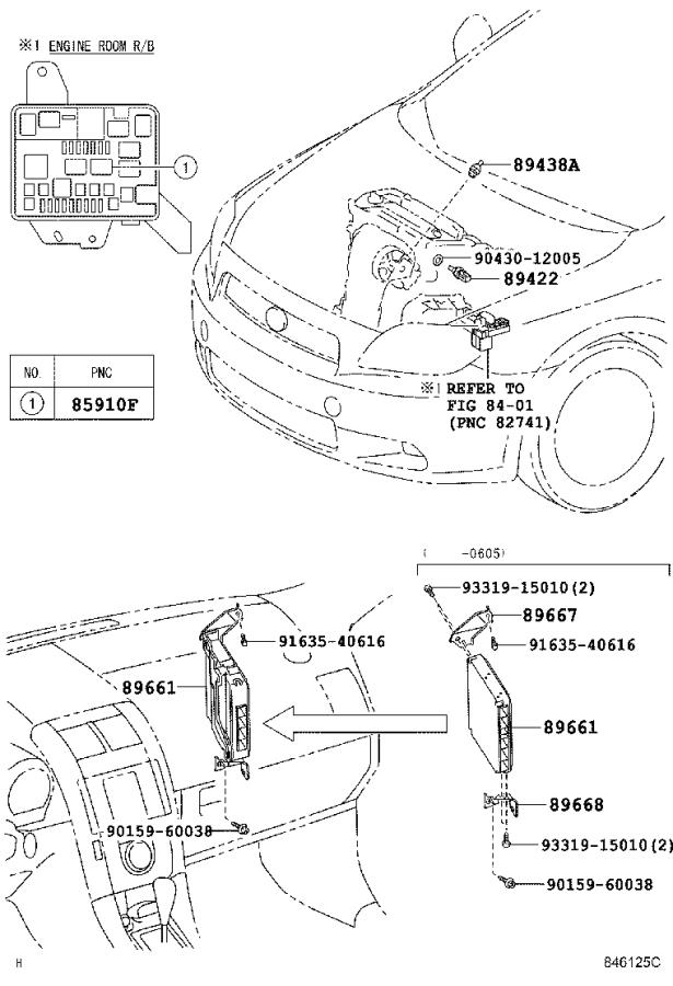 Diagram ELECTRONIC FUEL INJECTION SYSTEM for your 1992 Toyota 4Runner