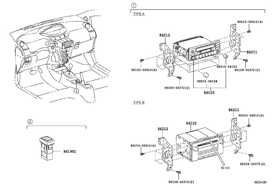 Wiring Diagram  26 2005 Scion Xb Parts Diagram