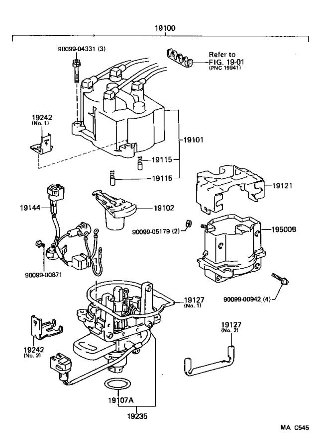 1912715120 - Packing  Dust Proof  Cvt  Engine