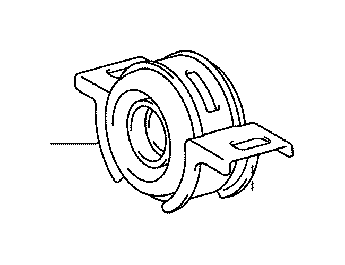 toyota tacoma bearing assembly  center support  no  1  center support  no  2
