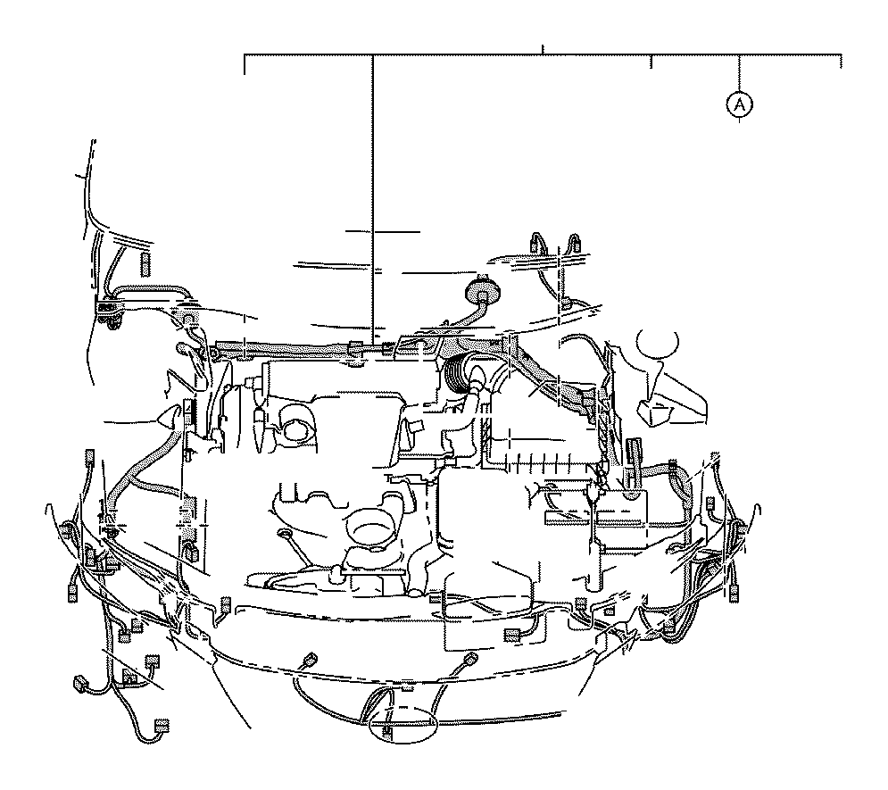 2014 toyota camry connector  wiring harness
