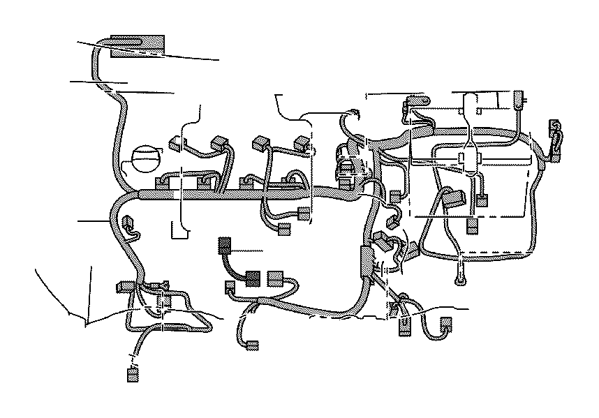2010 toyota yaris wire  sensor  electrical  wiring