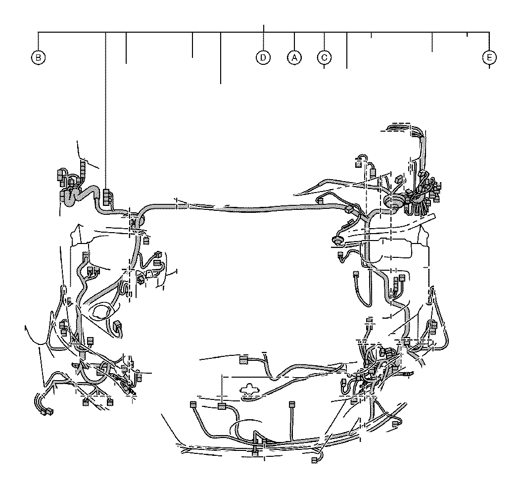 8282448070 - connector  wiring harness