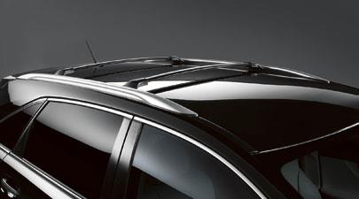 Pt2780t130 Roof Rails With Cross Bars Roof Rack Genuine Toyota Accessory