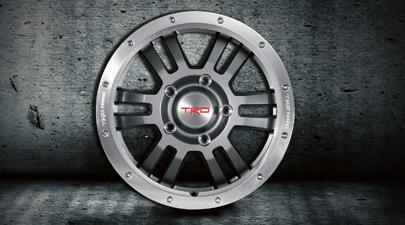 Toyota Tundra Trd 17-in. Forged off-road beadlock-style ...