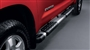 View Brushed Stainless Steel Stepboards - Double Cab. Running Boards.  Full-Sized Product Image