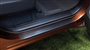 View Door Sill Protectors - Black - C-Cab Full-Sized Product Image
