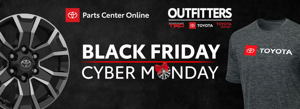 Toyota Parts Online >> Toyota Parts Center Online Black Friday 2019
